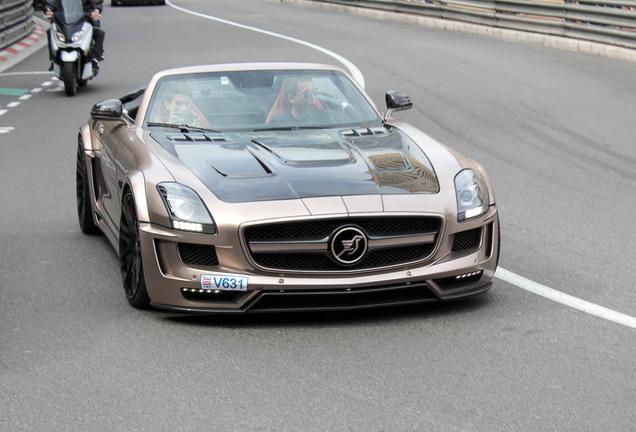 Mercedes-Benz Hamann Hawk SLS AMG Roadster