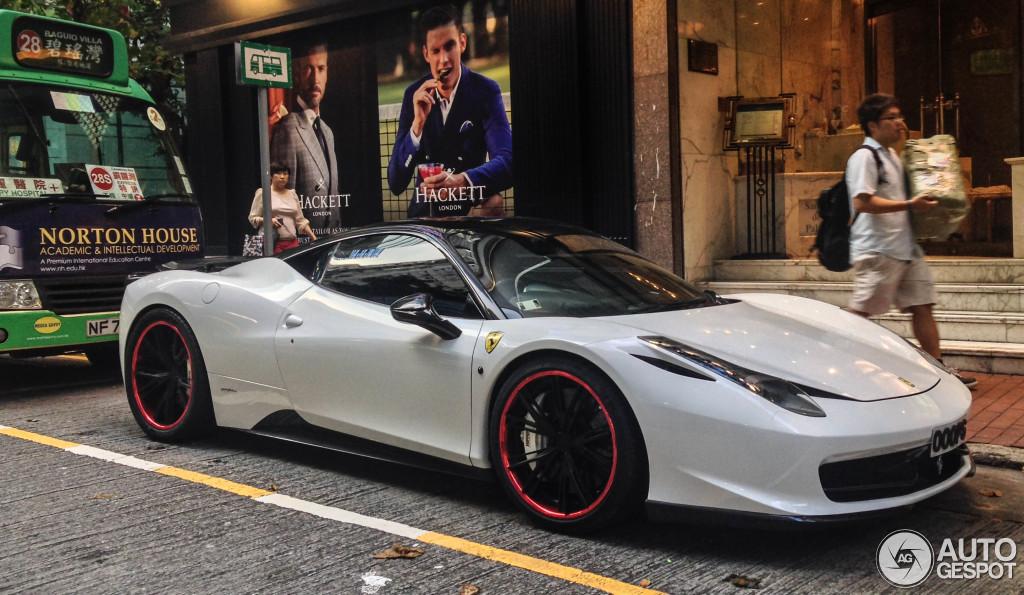 Ferrari 458 Italia Novitec Rosso 30 May 2015 Autogespot