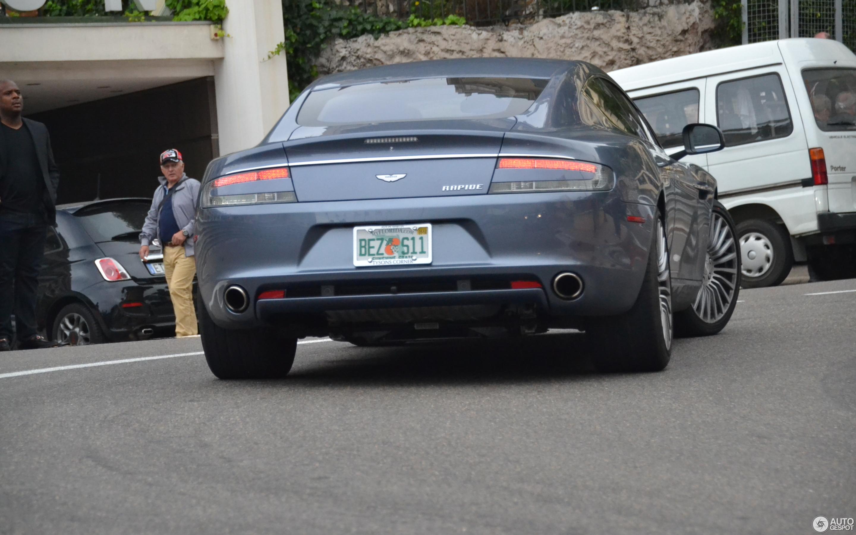 Aston Martin Rapide 30 May 2015 Autogespot