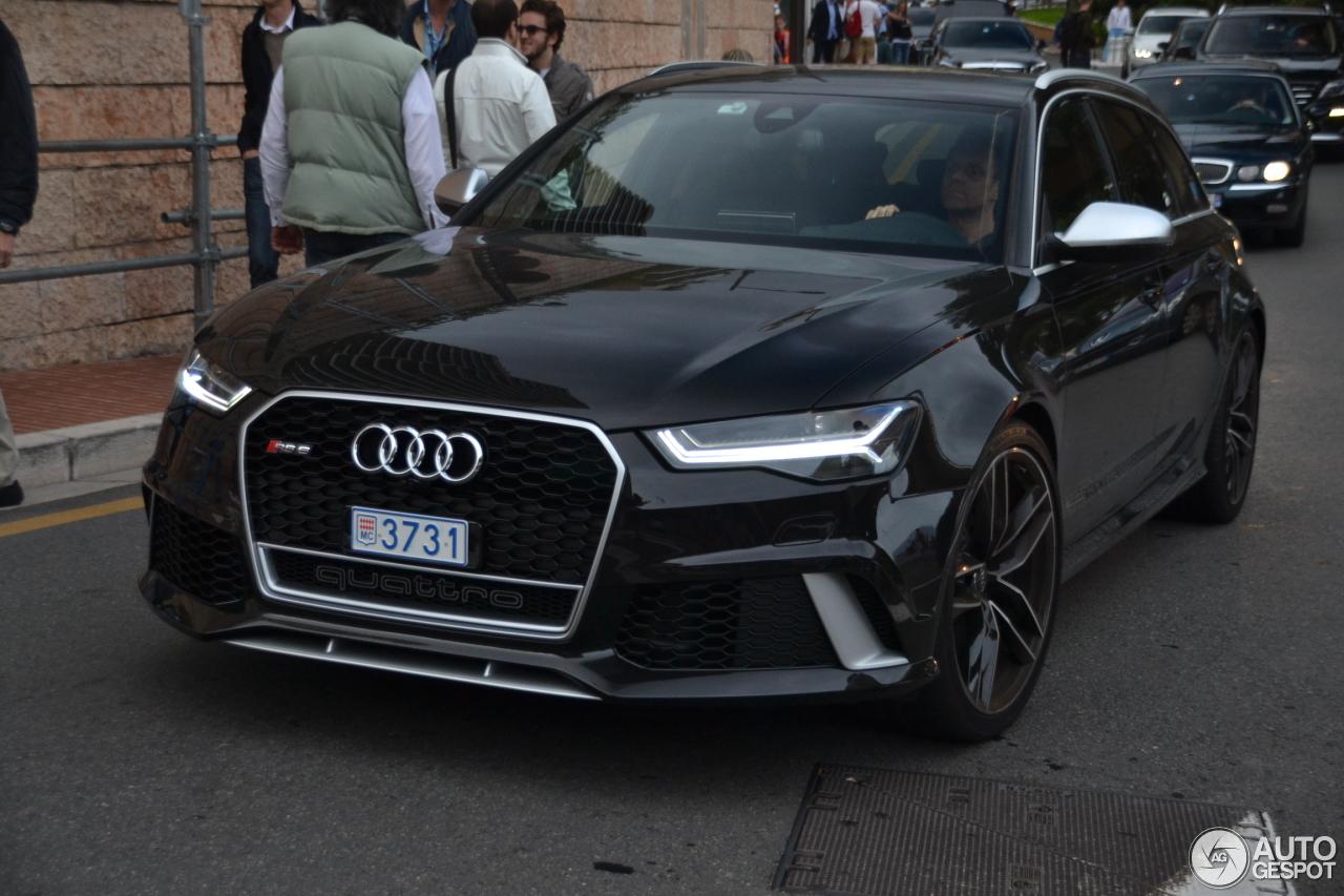 Audi Rs6 Avant C7 2015 31 May 2015 Autogespot