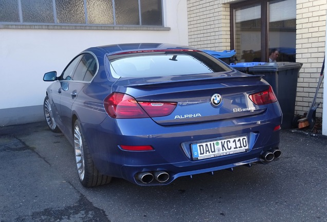 Alpina B6 BiTurbo Gran Coupé