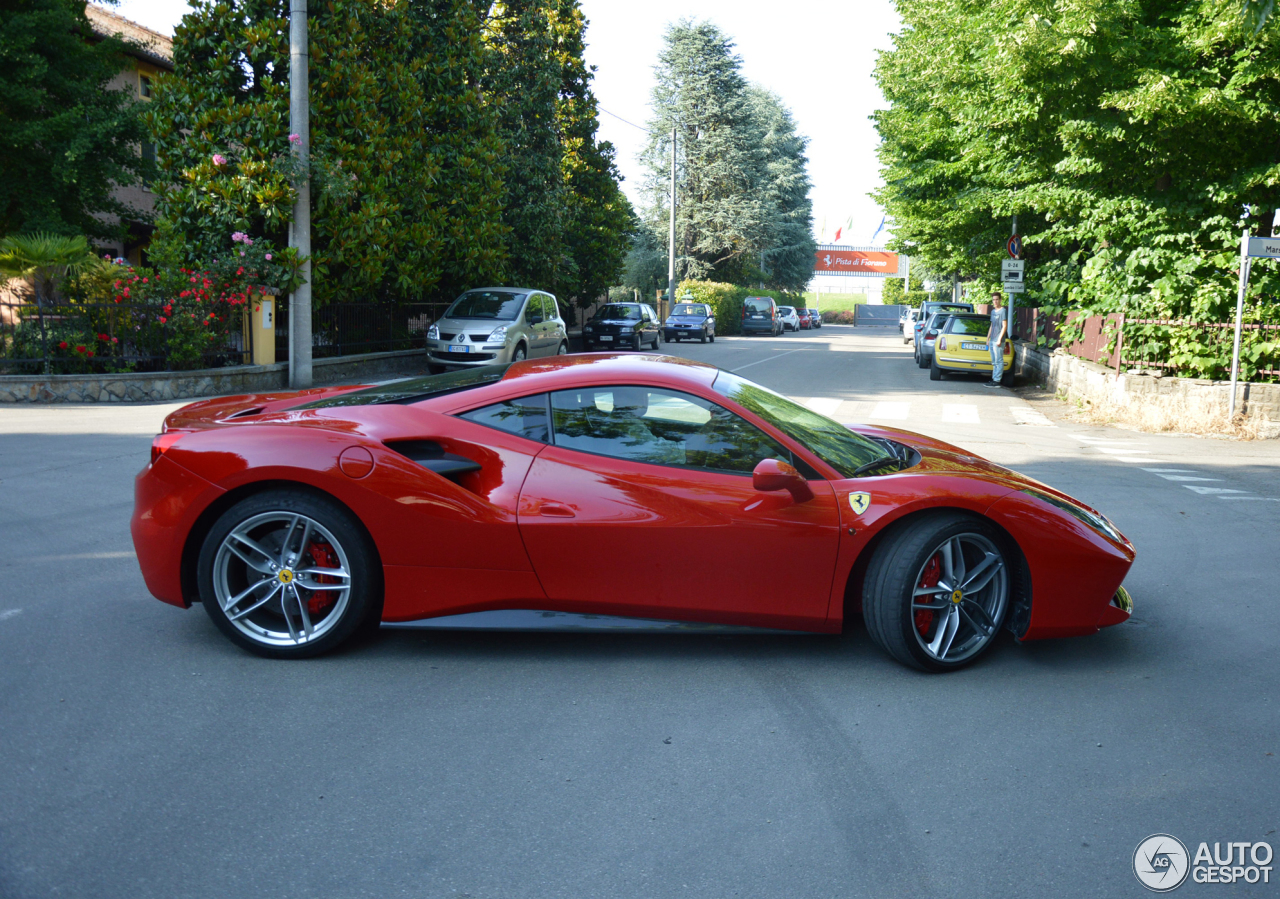 Ferrari 488 Gtb 1 June 2015 Autogespot