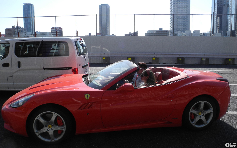 eaf5d99620814 Ferrari California - 2 June 2015 - Autogespot