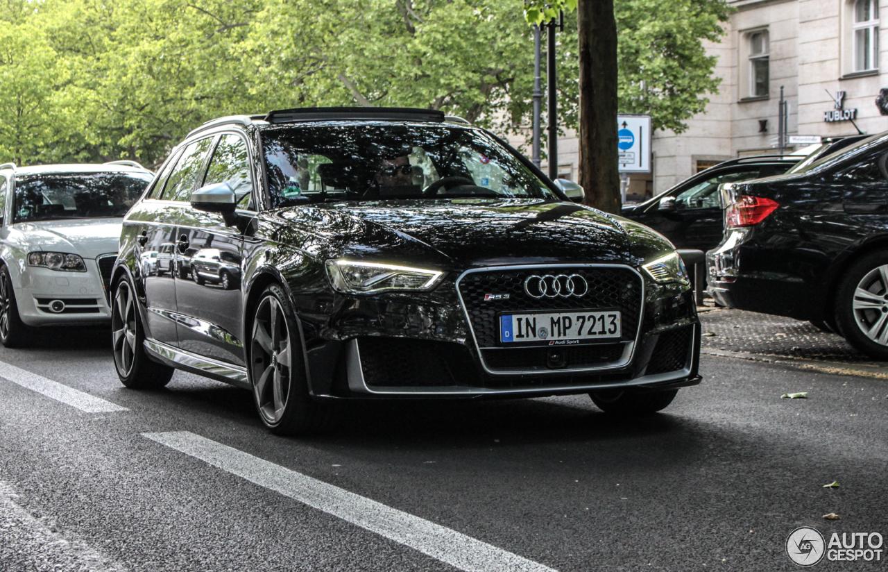Audi Rs3 Sportback 8v 4 Juin 2015 Autogespot