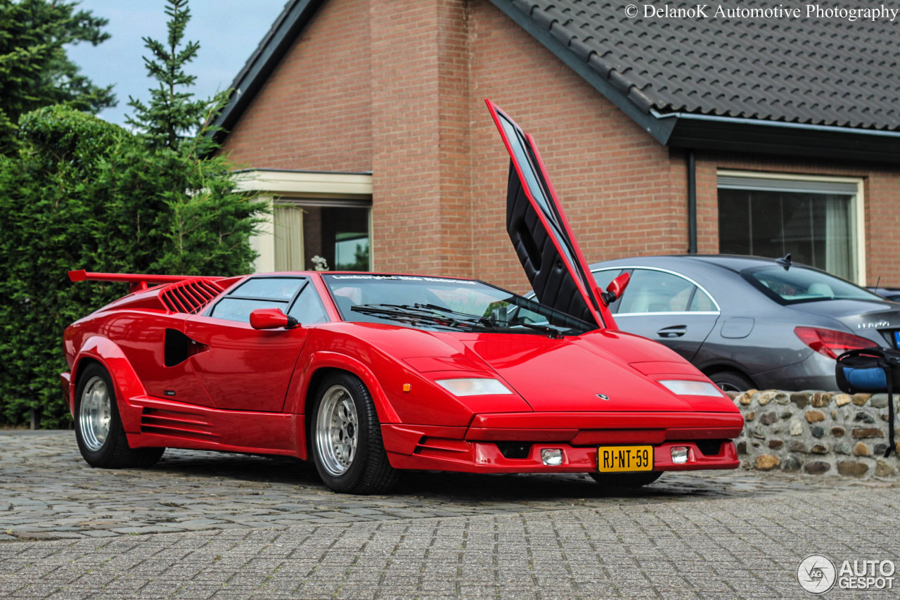 lamborghini countach 25th anniversary 4 june 2015 autogespot. Black Bedroom Furniture Sets. Home Design Ideas
