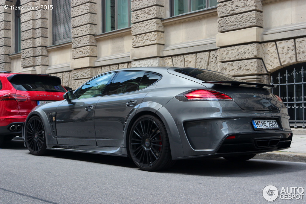 porsche mansory panamera turbo mkii 4 juni 2015 autogespot. Black Bedroom Furniture Sets. Home Design Ideas