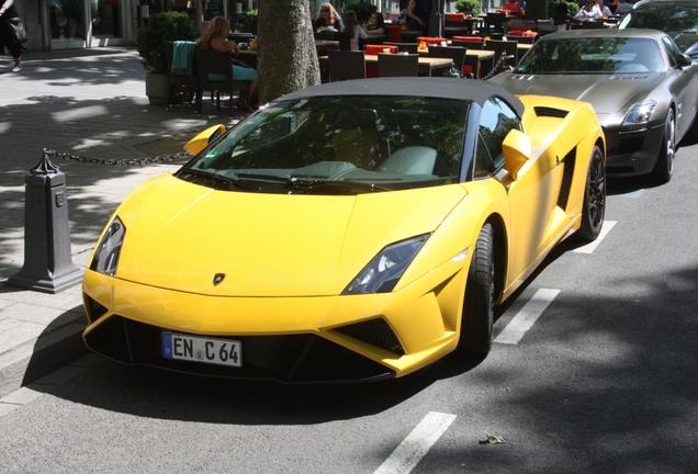 Lamborghini Gallardo LP560-4 Spyder 2013