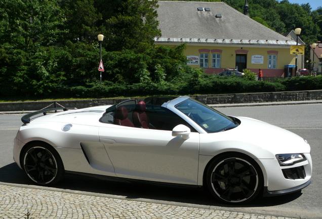 Audi ABT R8 Spyder