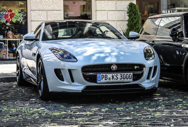 Jaguar F-TYPE R AWD Coupé