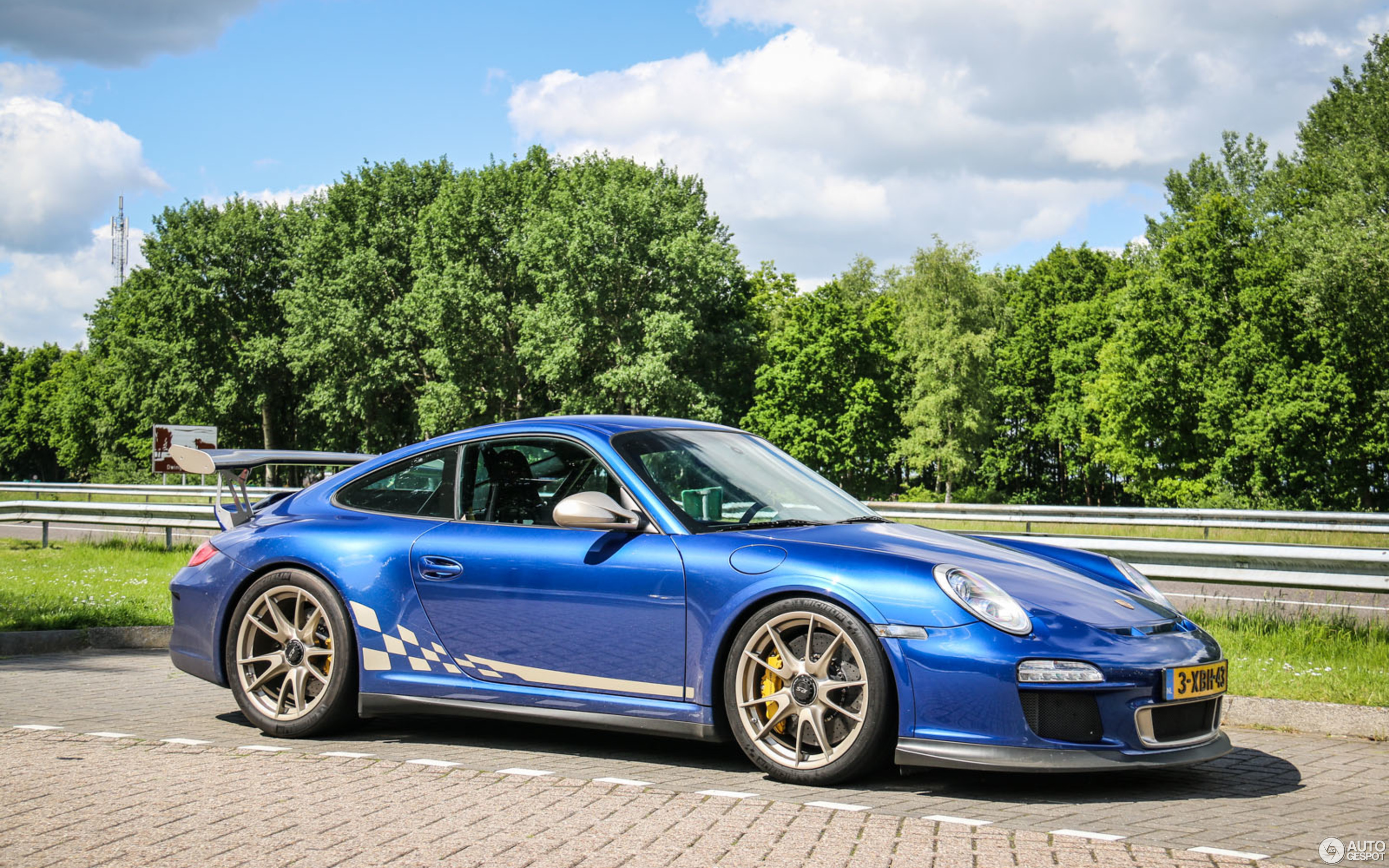 Porsche 997 Gt3 Rs Mkii 8 June 2015 Autogespot
