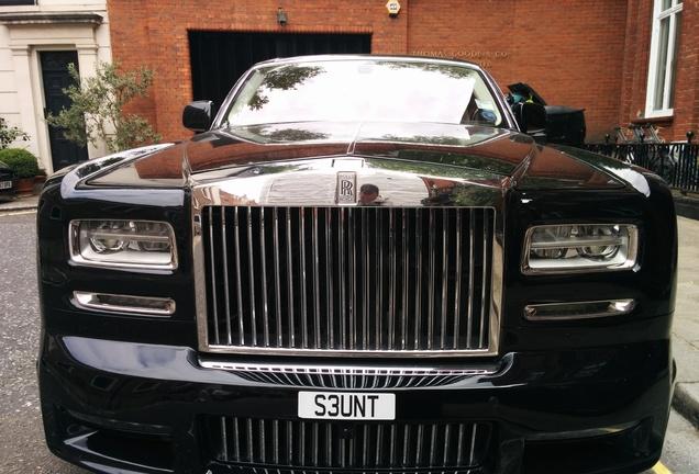 Rolls-Royce Phantom Series II Mansory Conquistador
