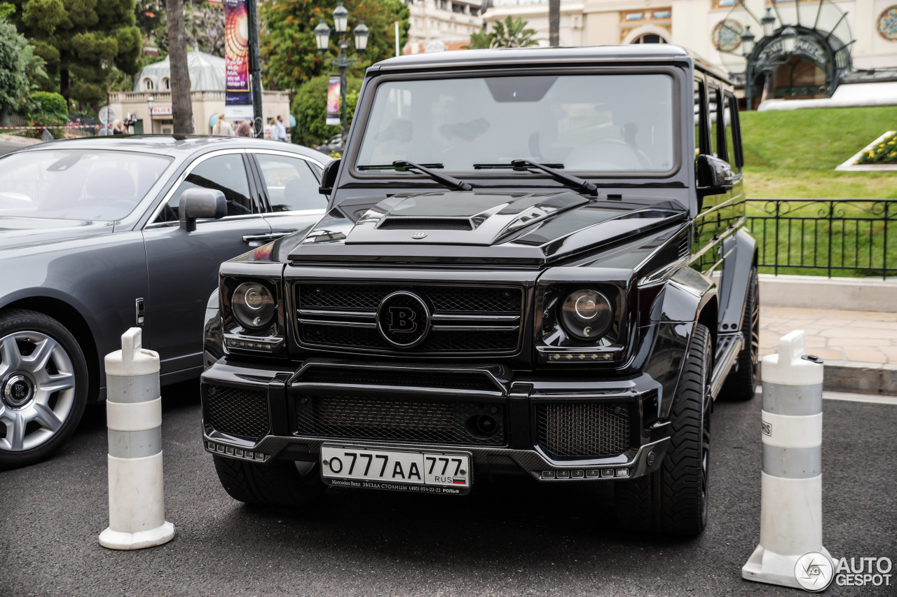 mercedes benz brabus g 65 amg b65 670 12 june 2015 autogespot. Black Bedroom Furniture Sets. Home Design Ideas