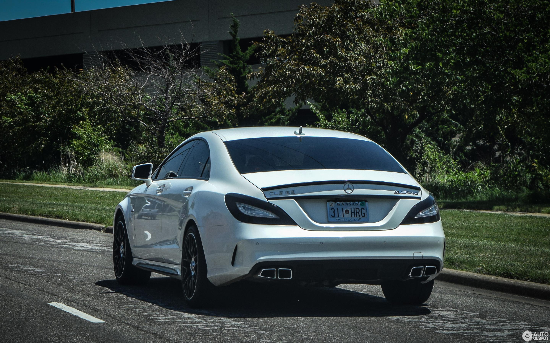 Mercedes Benz CLS 63 AMG S C218 2015 13 June 2015 Autogespot