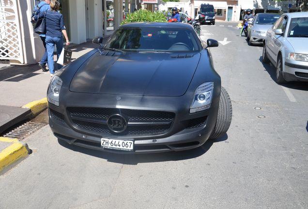 Mercedes-Benz Brabus SLS AMG