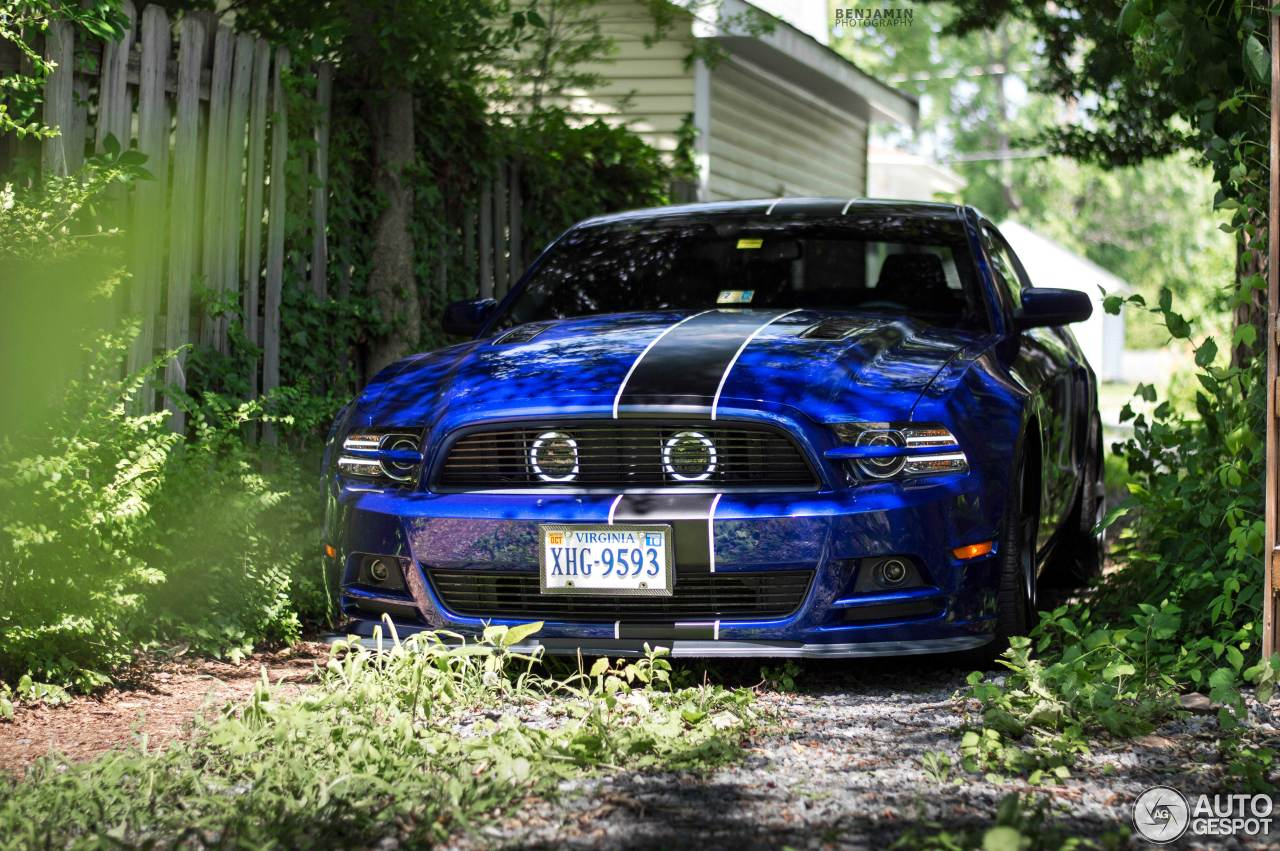 Ford Mustang Gt California Special 2013 15 June 2015