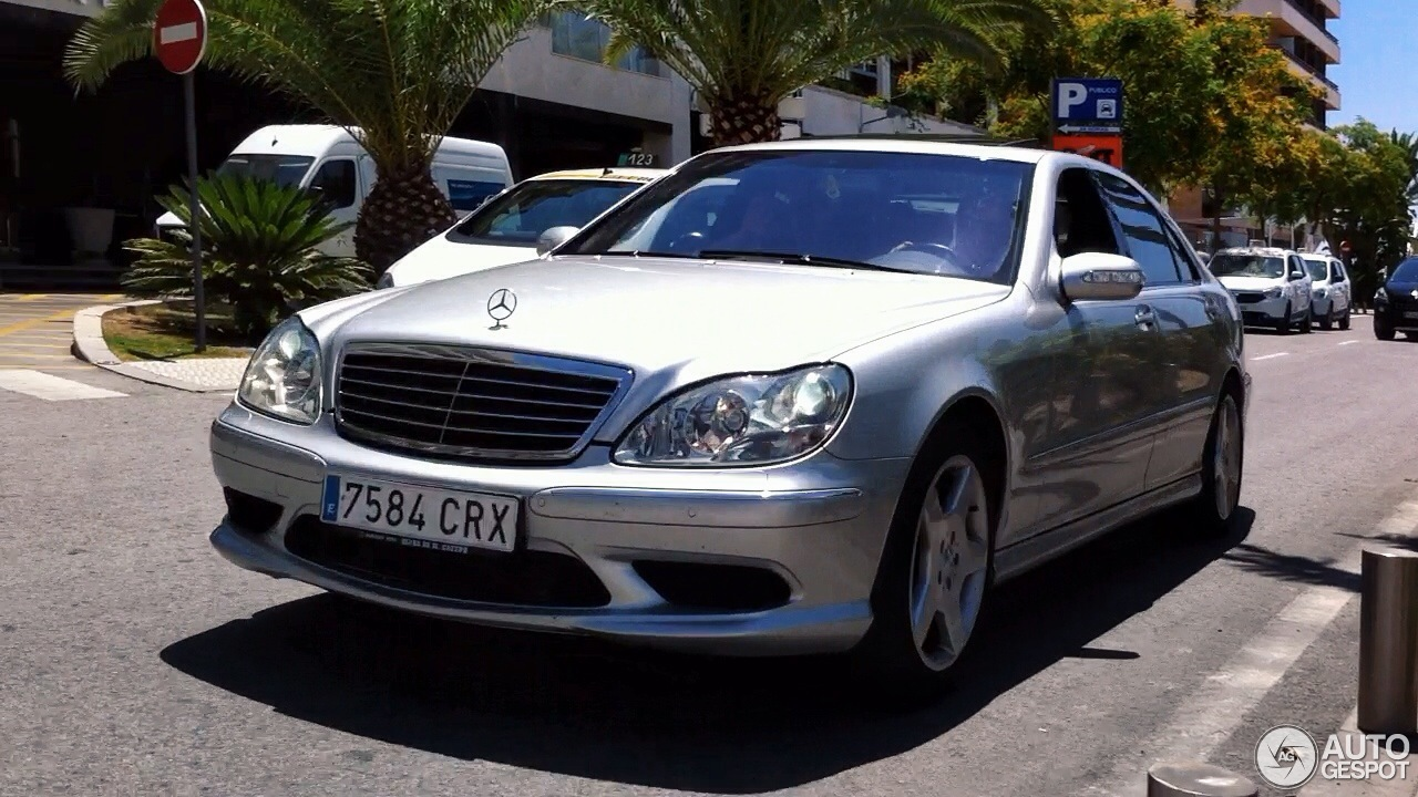 Mercedes benz s 55 amg w220 kompressor 16 june 2015 for All types of mercedes benz cars