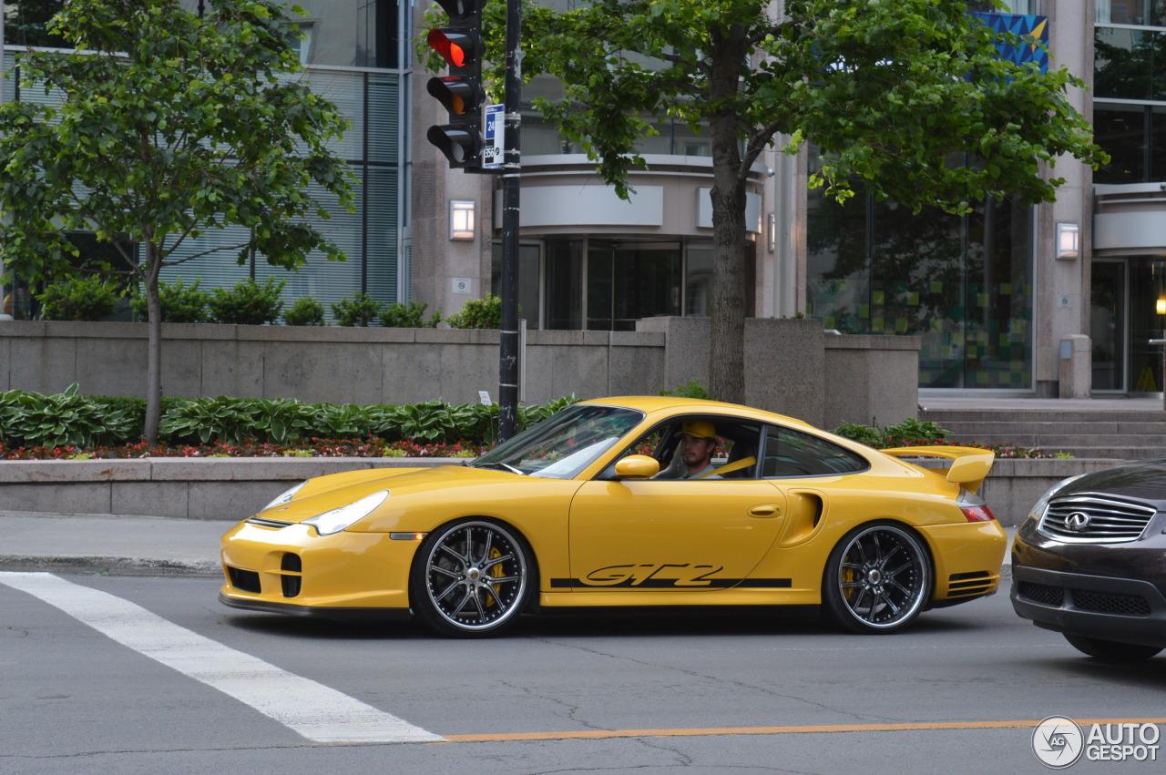 Porsche 996 Gt2 16 June 2015 Autogespot
