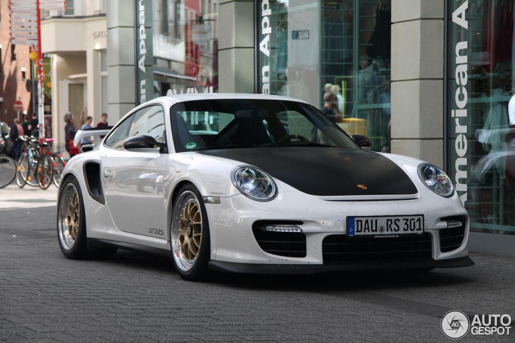 Porsche 991 GT2 RS Weissach Package - 25 June 2020