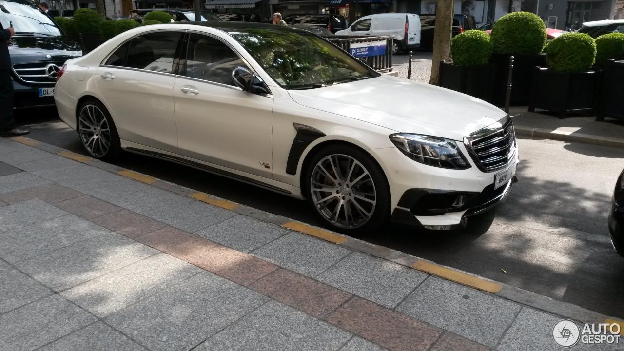 Mercedes benz brabus 900 rocket 19 june 2015 autogespot for Mercedes benz brabus price
