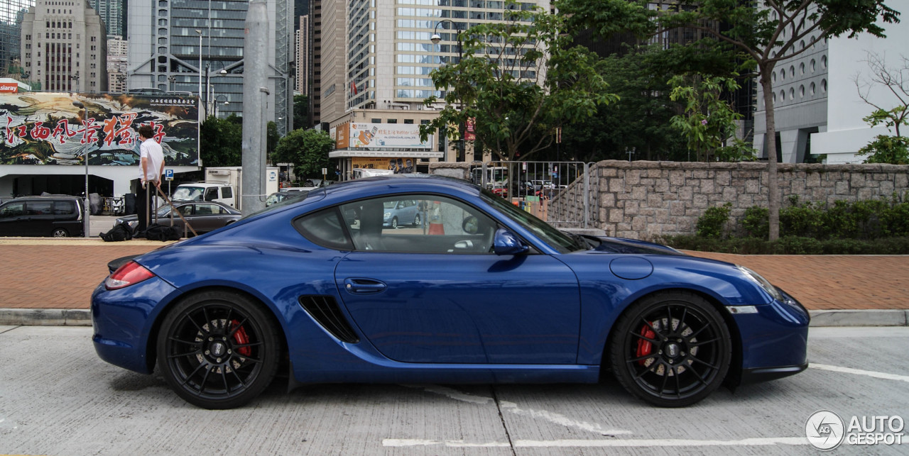 Porsche 987 Cayman S Mkii 19 June 2015 Autogespot
