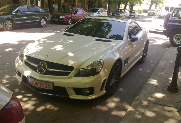 Mercedes-Benz SL 63 AMG Edition IWC