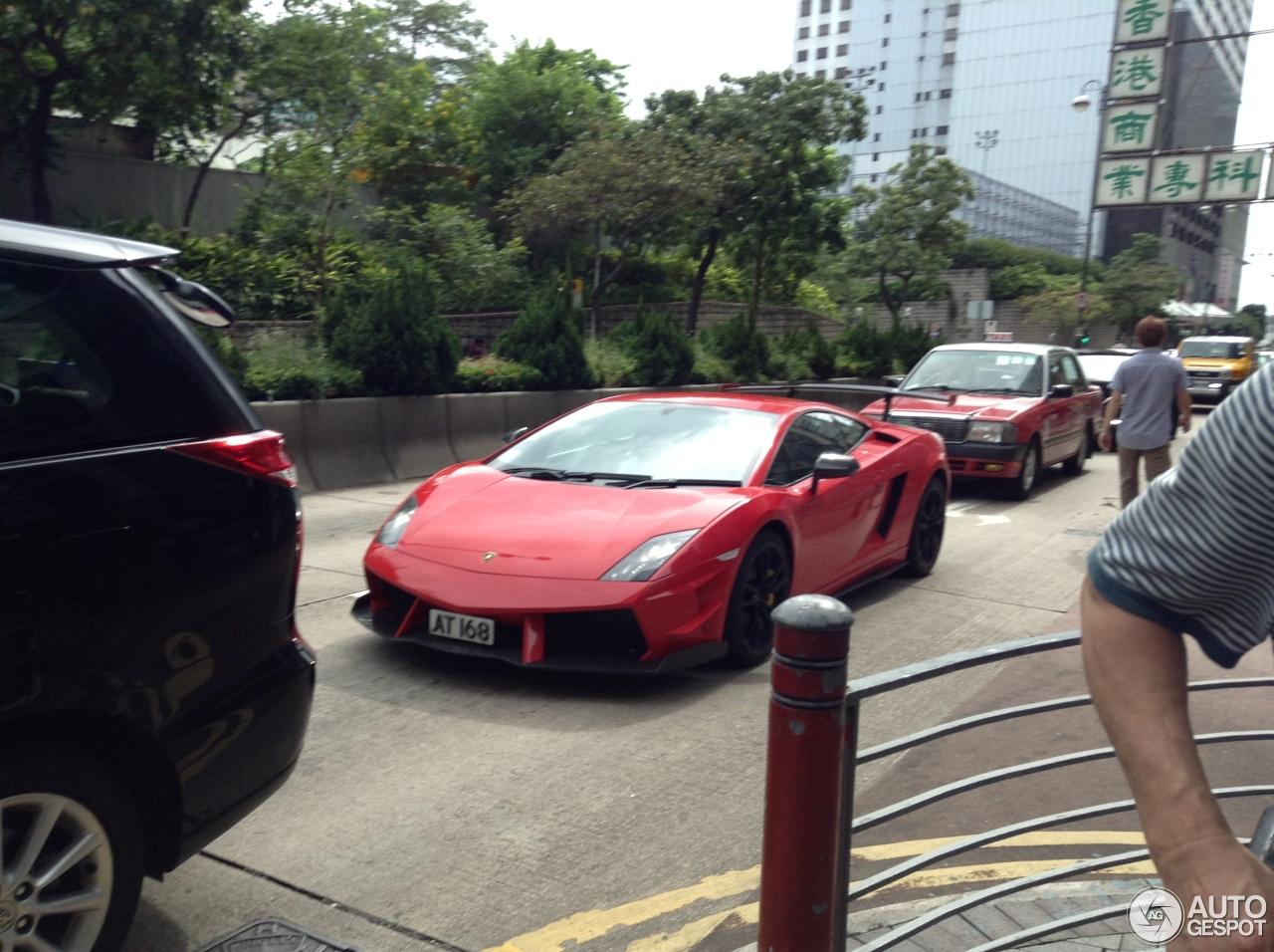 Lamborghini Gallardo Lp570 4 Super Trofeo Stradale 21 June 2015