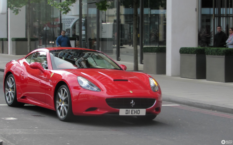 01a56d9e109d2 Ferrari California - 21 June 2015 - Autogespot