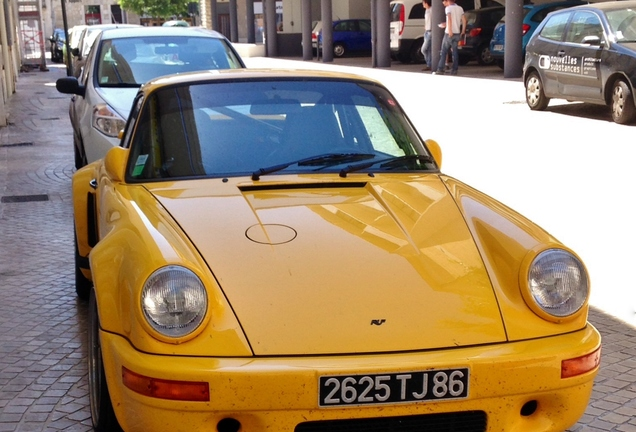 RUF 930 CTR Yellowbird