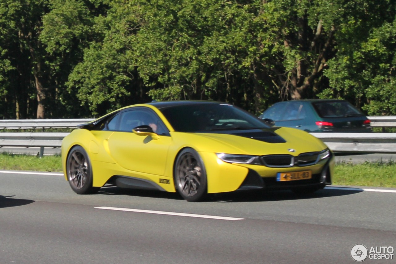 BMW i8 - 22 June 2015 - Autogespot