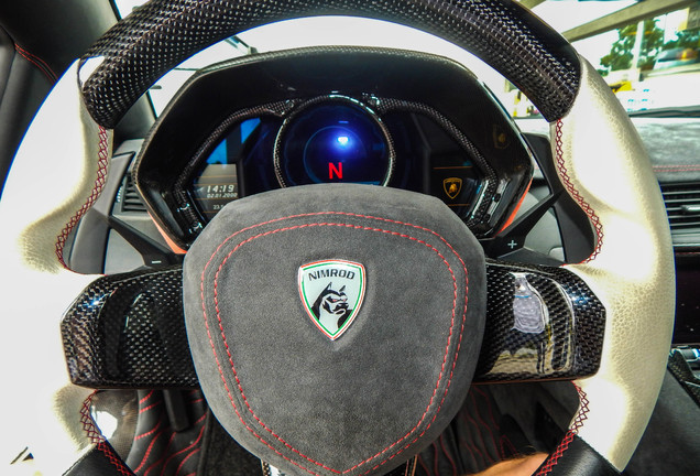 Lamborghini Aventador LP700-4 Nimrod Avanti Rosso