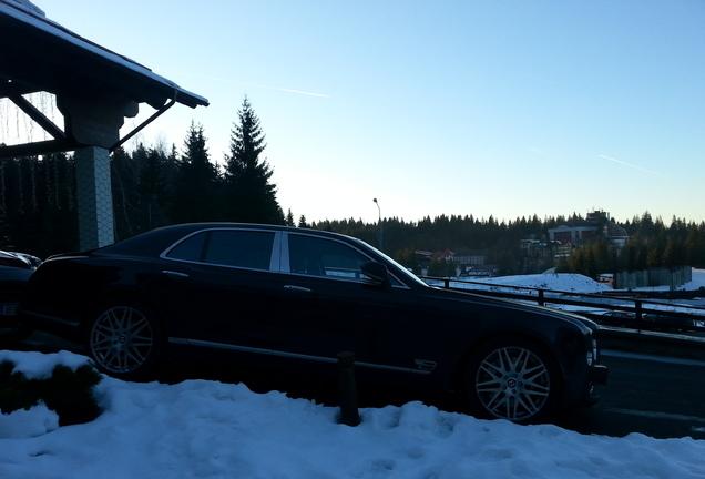 Bentley Mulsanne 2009 Birkin Limited Edition