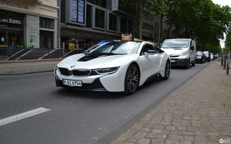Bmw I8 25 June 2015 Autogespot