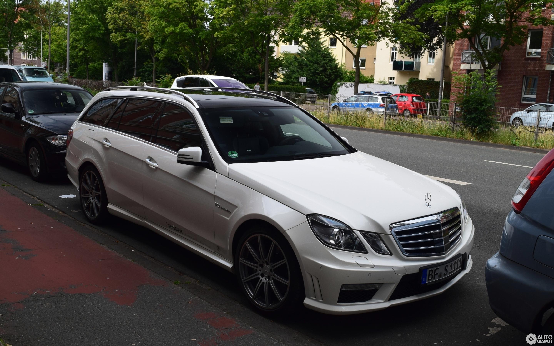Mercedes Benz E 63 AMG S212 V8 Biturbo 28 Juni 2015 Autogespot