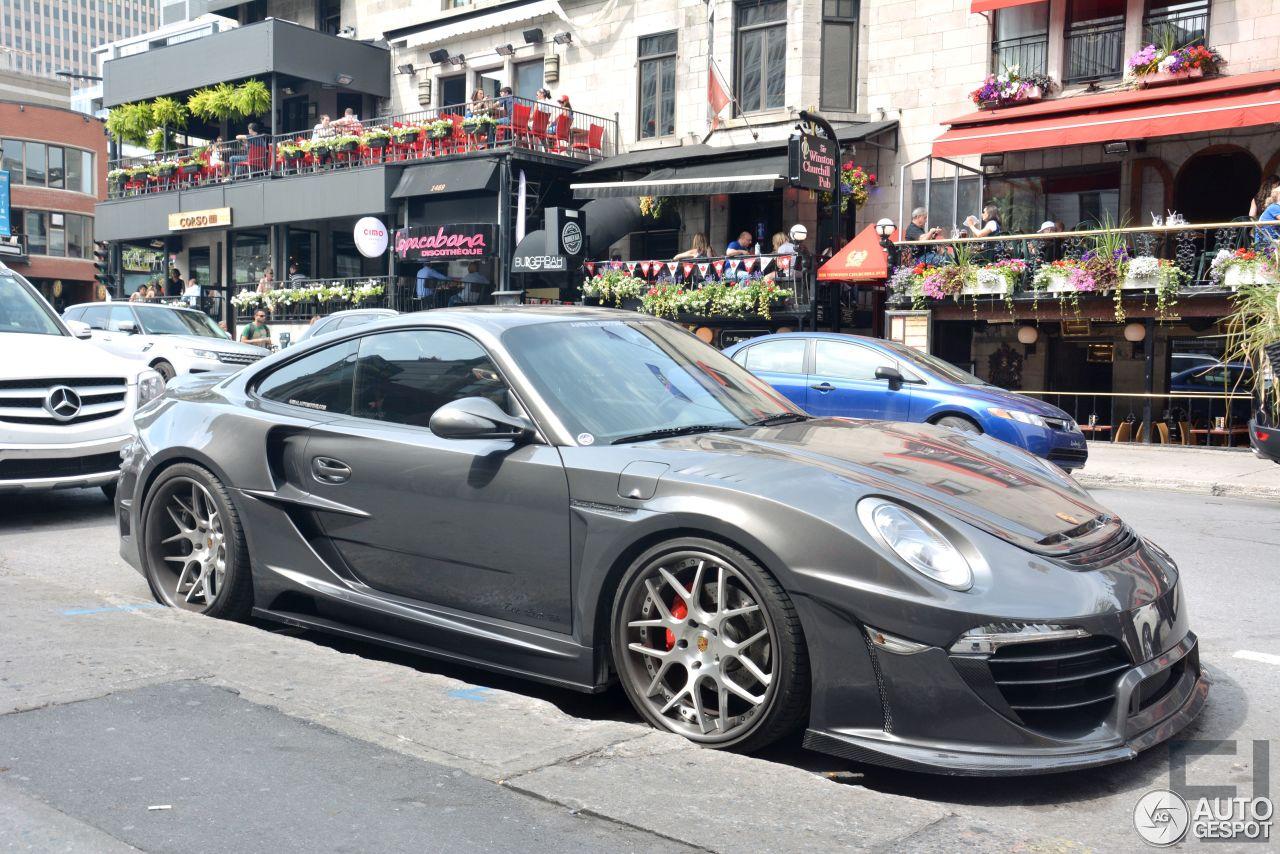 Porsche 997 anibal automotive design attack 1 july 2015 for Design attack