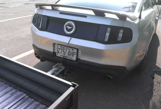 Ford Mustang GT California Special 2012