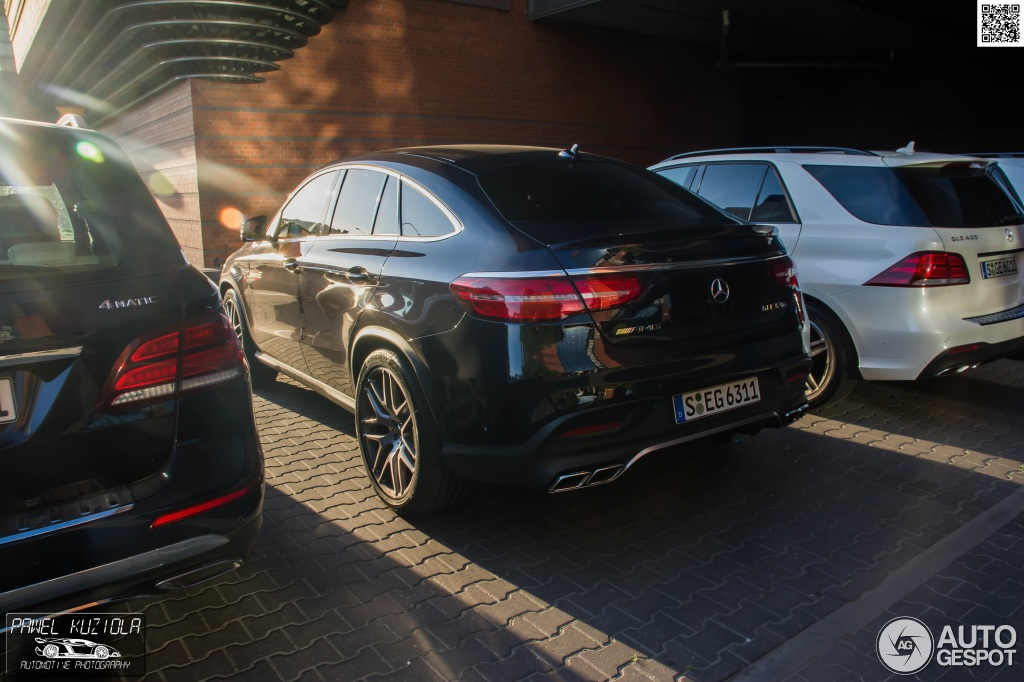 mercedes amg gle 63 s coup 5 july 2015 autogespot. Black Bedroom Furniture Sets. Home Design Ideas