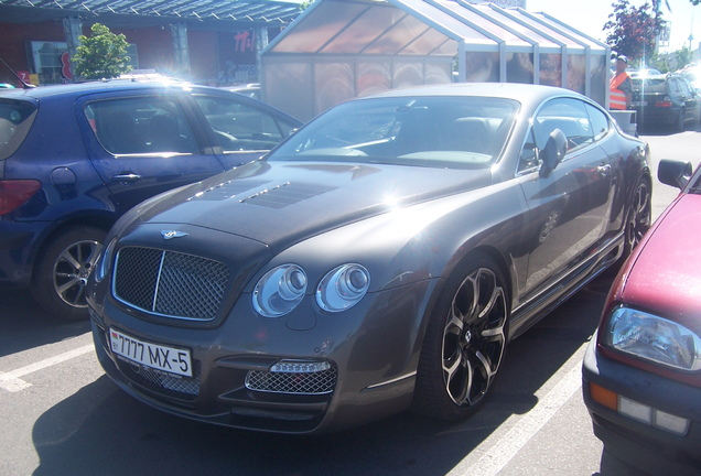 Bentley Continental GT ASI
