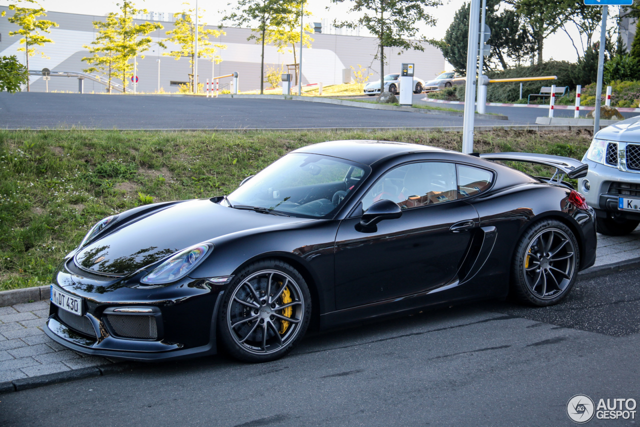 porsche 981 cayman gt4 6 july 2015 autogespot. Black Bedroom Furniture Sets. Home Design Ideas