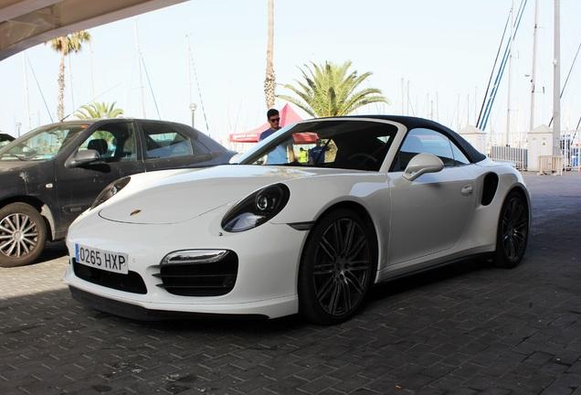 Porsche 991 Turbo Cabriolet