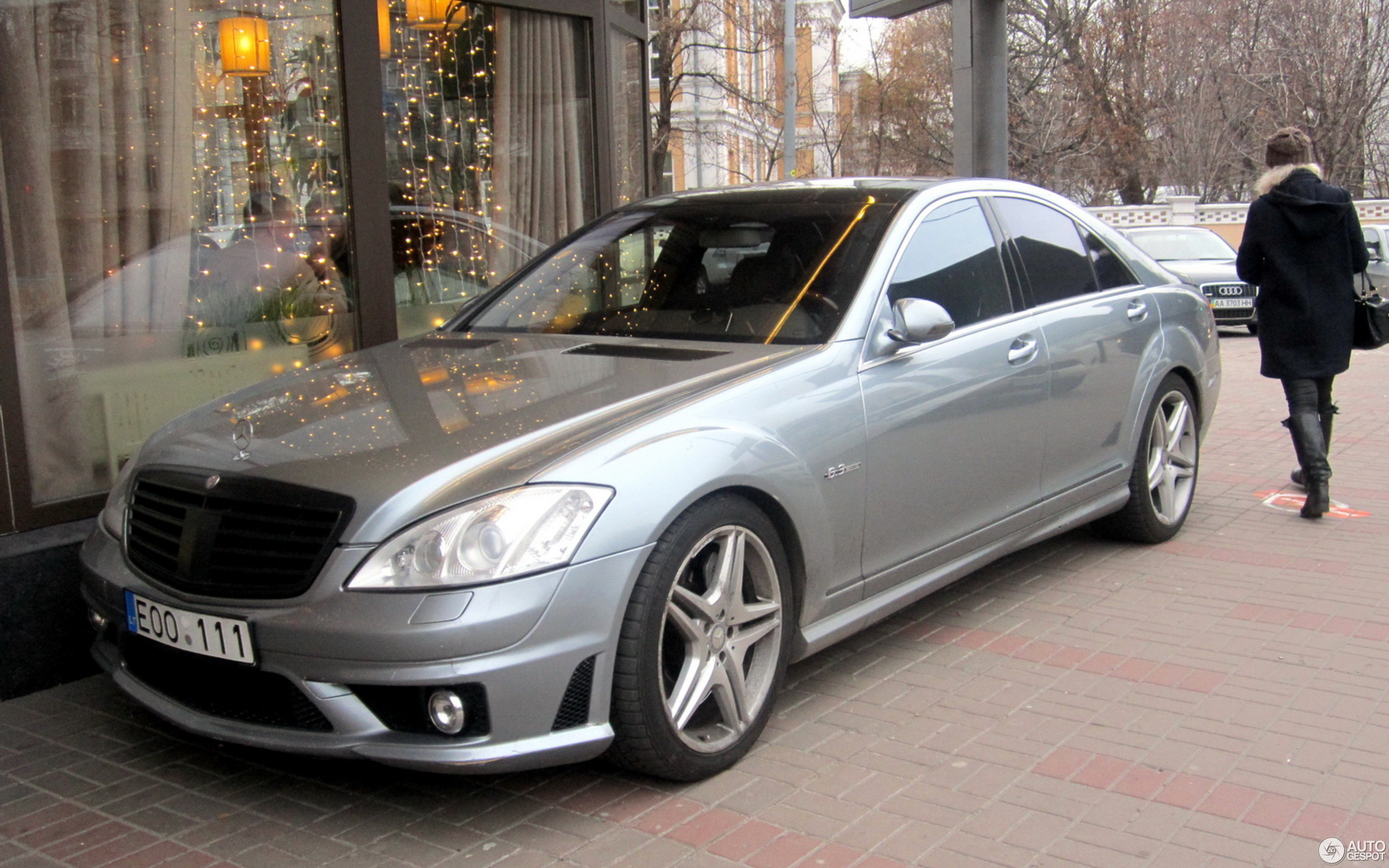 Mercedes Benz S 63 AMG W221 7 July 2015 Autogespot