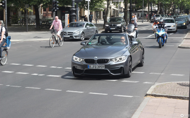 BMW M4 F83 Convertible 11 July 2015 Autogespot