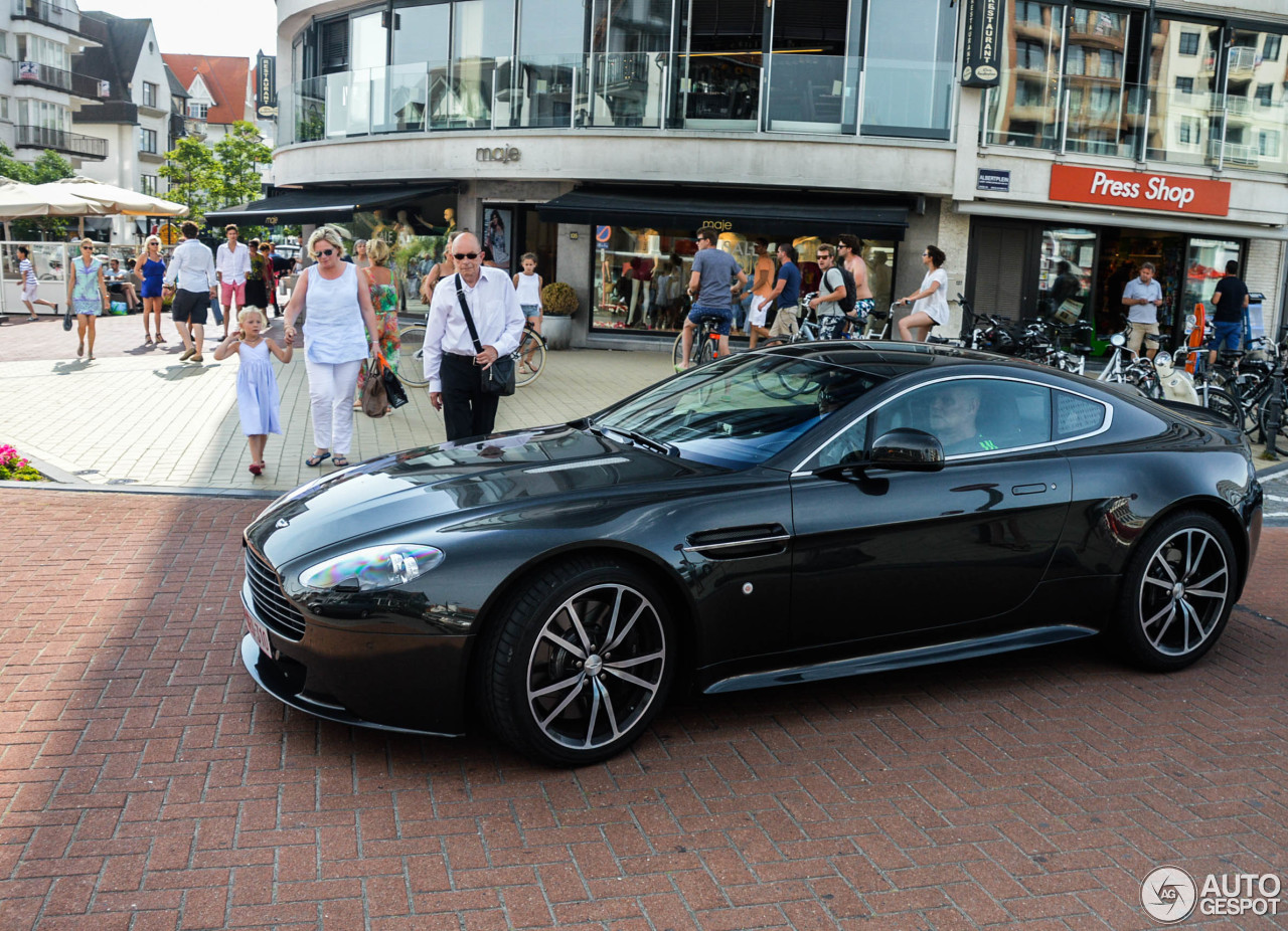 Aston Martin V8 Vantage S Sp10 12 July 2015 Autogespot