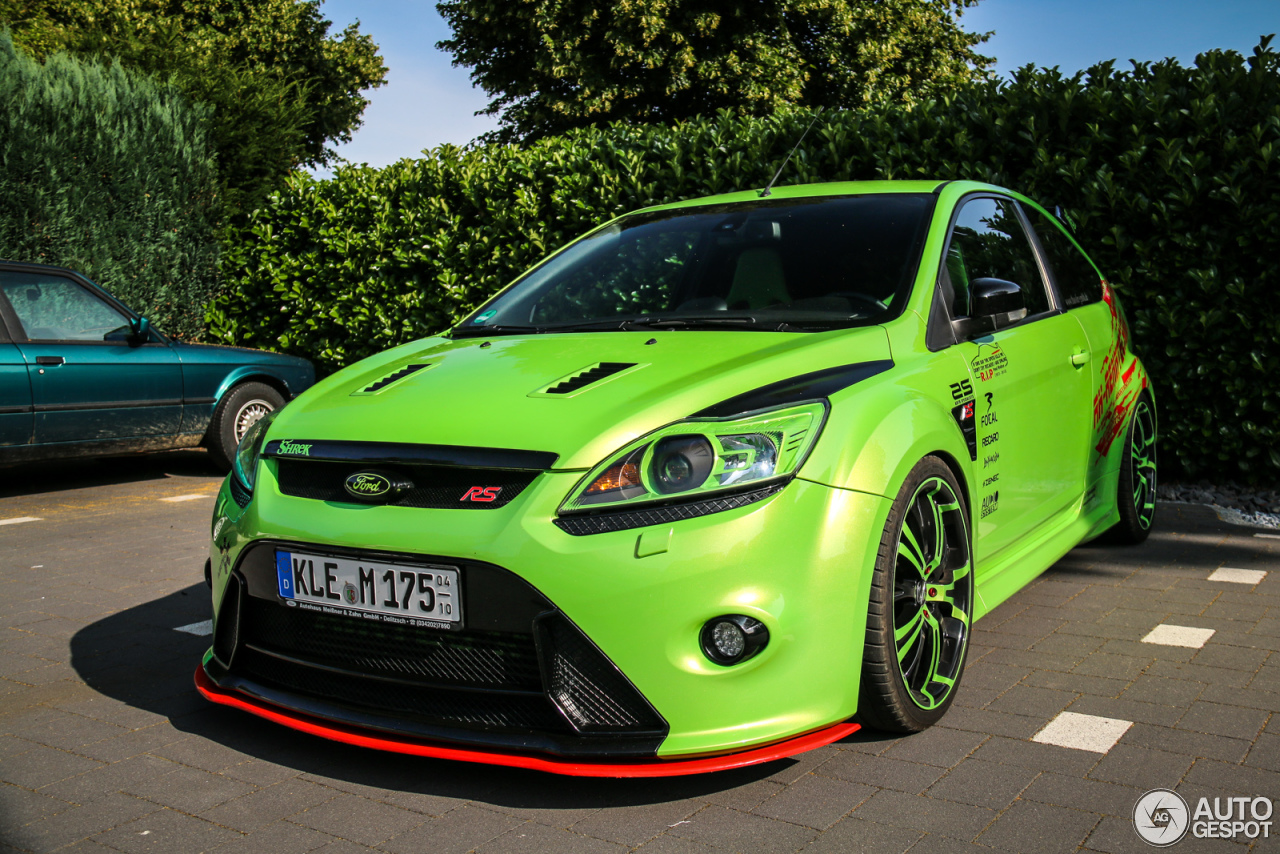 ford focus rs 2009 12 juli 2015 autogespot. Black Bedroom Furniture Sets. Home Design Ideas