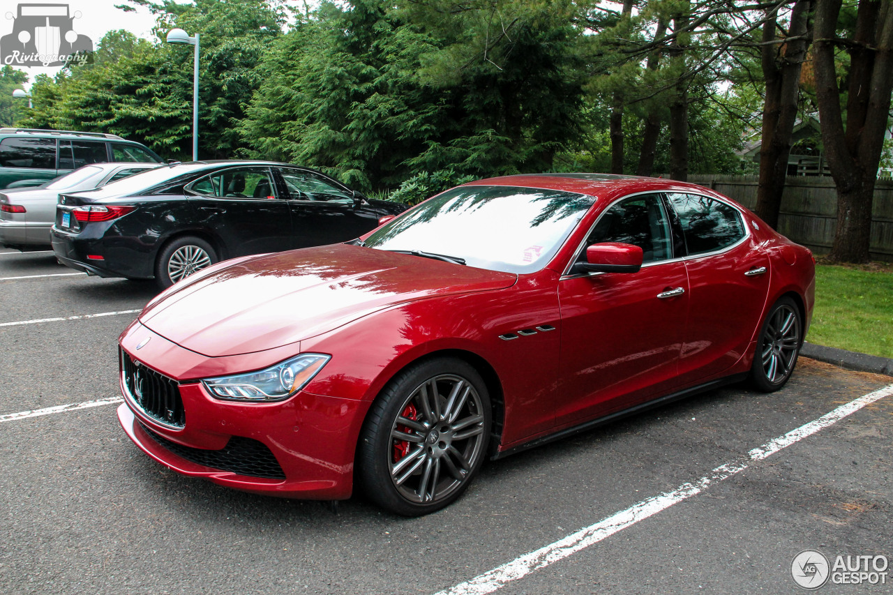 Maserati Ghibli S Q4 2013 13 July 2015 Autogespot