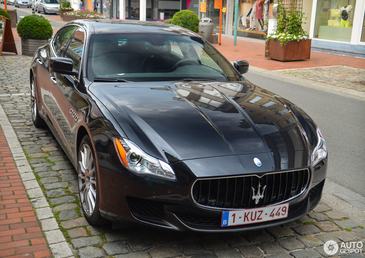 maserati quattroporte s 2013 16 juli 2015 autogespot. Black Bedroom Furniture Sets. Home Design Ideas