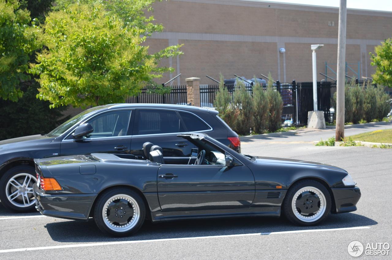 Mercedes Benz Sl 73 Amg R129 17 Juli 2015 Autogespot