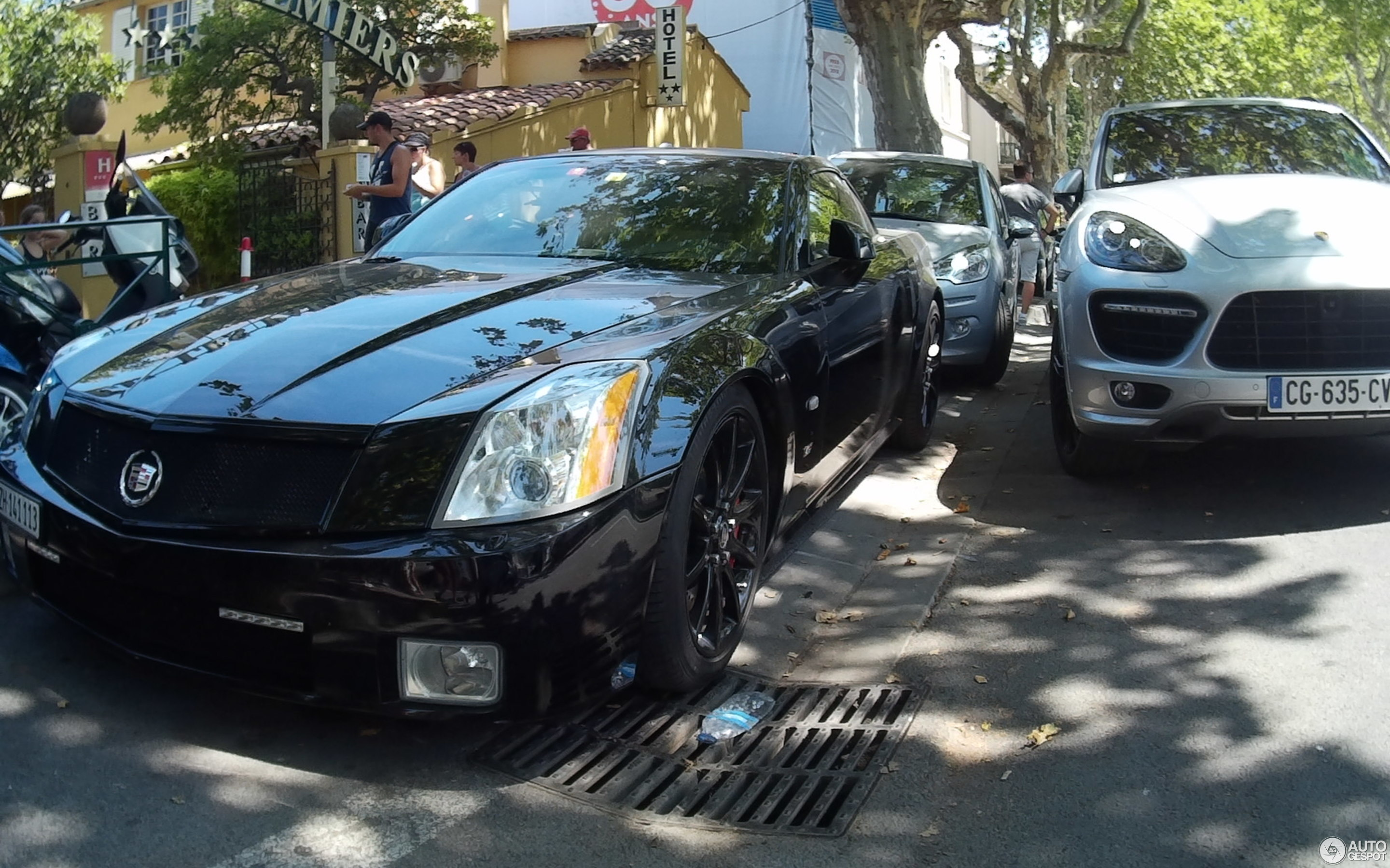 Cadillac Xlr V 17 July 2015 Autogespot