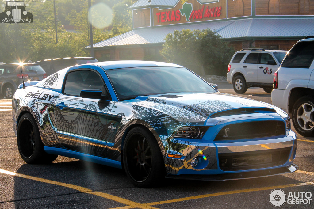 Ford Mustang Shelby Gt 500 Supersnake 2013 18 July 2015
