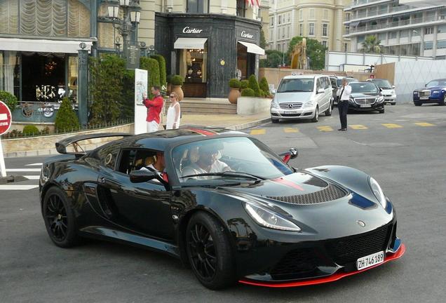 Lotus Exige S LF1