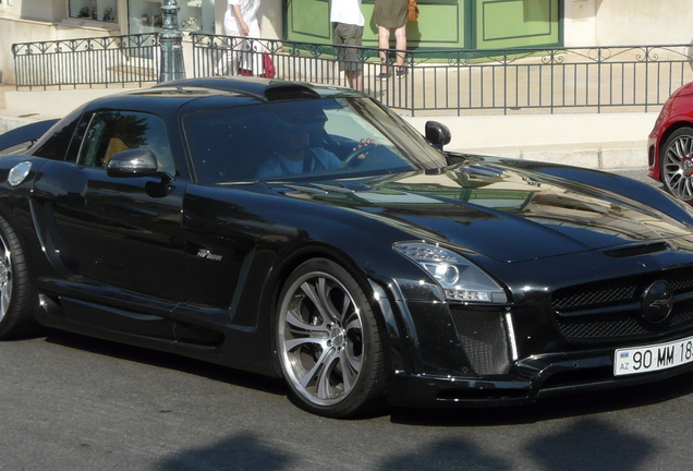 Mercedes-Benz FAB Design SLS AMG Gullstream
